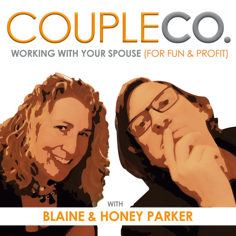 CoupleCo is the podcast for couple entrepreneurs