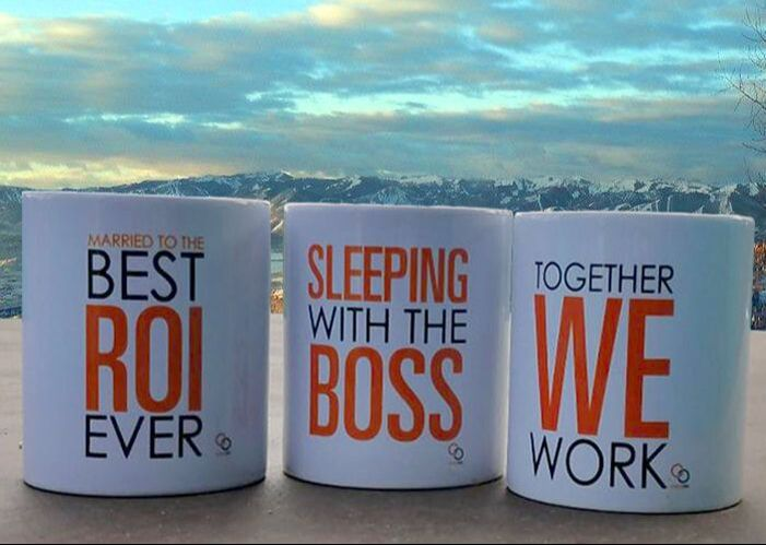 couple entrepreneur mugs, t-shirts and hats for the CoupleCo podcast for couple entrepreneurs